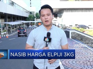 DPR Cecar Menteri ESDM Soal Kenaikan Harga Elpiji 3Kg