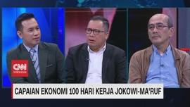 VIDEO: Capaian Ekonomi 100 Hari Kerja Jokowi-Ma'ruf (3/3)