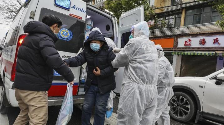 Seorang pekerja proyek Kereta Cepat Jakarta Bandung (KCJB) diduga mengalami gejala virus corona.
