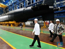 KRI Nanggala 402 Gugur, RI Cuma Tersisa 3 Kapal Selam di Laut