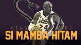 INFOGRAFIS: Mengenang Jejak-jejak Legendaris Kobe Bryant