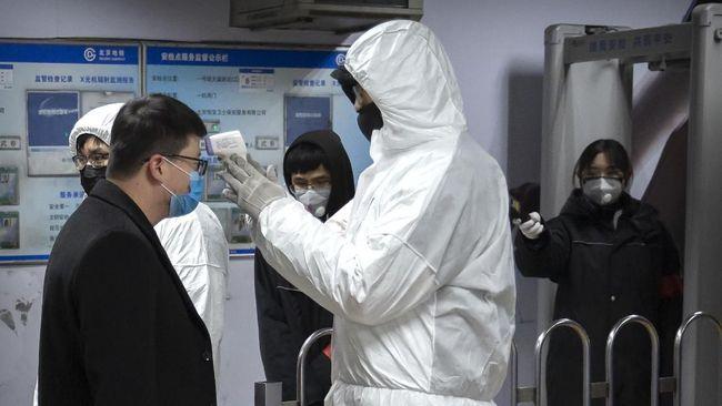 Warga Bisa Pantau Sebaran Virus Corona Real Time Lewat Portal