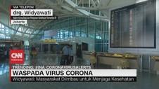 VIDEO: Penanganan Penyebaran Virus Corona di Indonesia