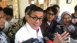 Sebut 'PP Bisa Ubah UU' Omnibus Law Salah Ketik, Menkum: Diperbaiki di DPR