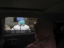 China Klaim 60 Orang Sembuh dari Corona