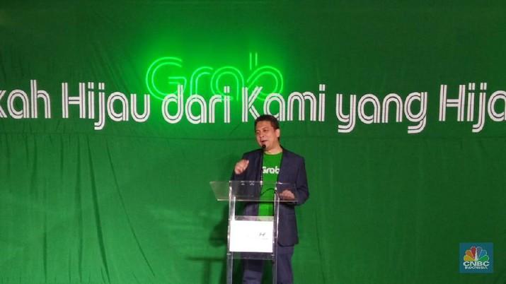 Alasan Grab Holdings tertarik berinvestasi pada manufacturing smartphone daur ulang Indonesia.