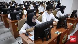 Kemenag Aceh Pisah Peserta Tes CPNS Pria dan Wanita