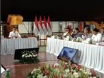 Top! Jokowi Pimpin Ratas Alutsista di Bawah Kapal Selam