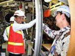 Jokowi Suntik PT PAL Rp 1,28 T, Buat Kapal Selam Made in RI