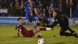 Piala FA: Pemain Pelapis Liverpool Ditahan Imbang Shrewsbury