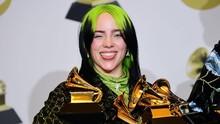 Billie Eilish Bingung Bisa Sapu Bersih Grammy Awards 2020