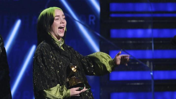 Tak Masuk Nominasi, Billie Eilish Tampil di In Memoriam Oscar