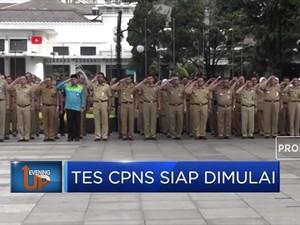 Hari Ini, Serentak Tes SKD CPNS Dimulai!