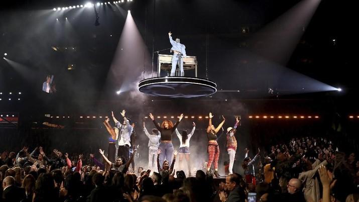 Penampilan dan Pemenang Grammy Awards 2020.