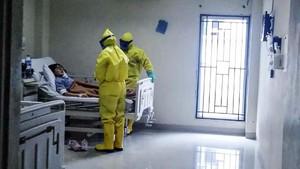 WHO: Virus Corona Berstatus Risiko Tinggi di Dunia