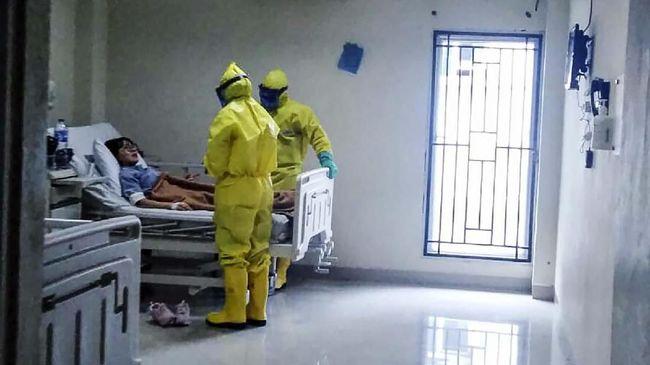 RSUD Jambi Sebut Pasien Terduga Virus Corona Membaik