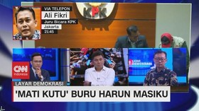 VIDEO: 'Mati Kutu' Buru Harun Masiku (3/3)