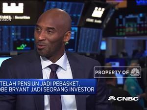 Ternyata Kobe Bryant Seorang Investor