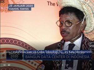 Indonesia Siap Uji Coba Teknologi 5G? Ini Kata Menkominfo