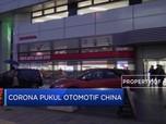 Corona Juga Pukul Industri Otomotif