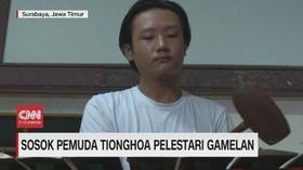 VIDEO: Sosok Pemuda Tionghoa Pelestari Gamelan