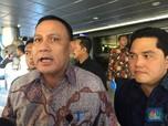 Erick Gandeng Ketua KPK, Bidik Direksi 'Nakal' BUMN?