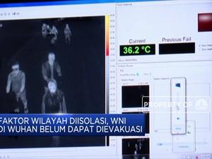 243 WNI di Wuhan Aman & Tak Terjangkit Virus Corona
