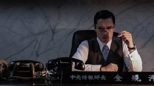 Box Office Korea Pekan Ini, The Man Standing Next