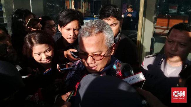 Jawab Penyidik, Ketua KPU Klaim Tak Terima Duit di PAW PDIP
