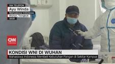 VIDEO: Mahasiswa Indonesia di Wuhan TIdak Diisolasi