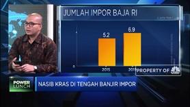 Menakar Nasib Krakatau Steel di Tengah Serbuan Baja Impor
