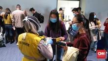 Cegah Corona, Bandara Soetta Perketat Penumpang Asal China