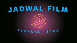 INFOGRAFIS: Jadwal Tayang Film Februari 2020