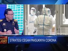 Cegah Corona, DJBC Terapkan Standar Pemeriksaan Tinggi