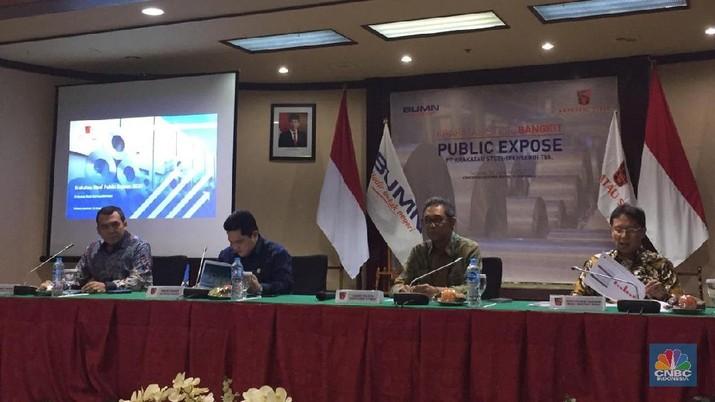 Ini merupakan restrukturisasi utang terbesar yang pernah ada di Indonesia.