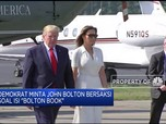 Demi Makzulkan Trump, Demokrat Ingin John Bolton Bersaksi