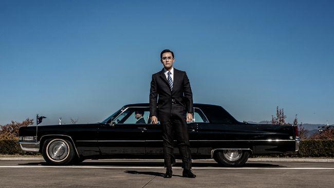 Sinopsis The Man Standing Next, Intrik Politik Intel Korea