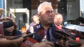 VIDEO: Ketua KPU Dicecar KPK Soal Uang dari Harun Masiku