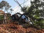 Banjir Disertai Longsor Landa Brasil, 54 Tewas & 18 Hilang
