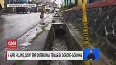 VIDEO: Siswi SMP Ditemukan Tewas di Gorong-gorong