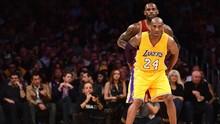 LeBron Sempat Kontak Kobe Hingga Milan Menang di Coppa Italia