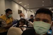 Melihat Pemeriksaan Warga China Ketika Tiba di Bandara Soetta