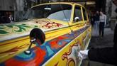 Mobil ini pernah membawa John Lennon dan Yoko Ono ke York City pada 1970. (Chad Hipolito/The Canadian Press via AP)