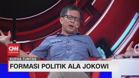 VIDEO: Rocky Gerung VS Donny Gahral 100 Hari Jokowi-Ma'ruf