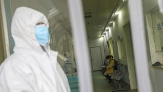 WN Amerika Serikat Diangkut Keluar dari Wuhan