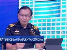 Strategi DJBC Cegah Masuknya Virus Corona ke Indonesia