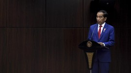 Jokowi Cari Solusi Kirim Logistik ke WNI Terisolasi di China