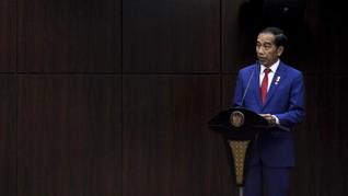 Jokowi Sindir Ahok yang Tak Datang ke Perayaan Imlek Nasional