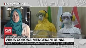 VIDEO: Virus Corona Mencekam Dunia