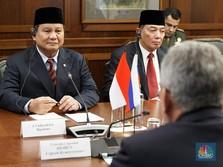 Prabowo: Kalau Perang Tentara di Garis Depan, Kini Dokter!